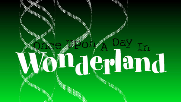 "Link to: Movie trailer, ""Once Upon A Day In Wonderland"""